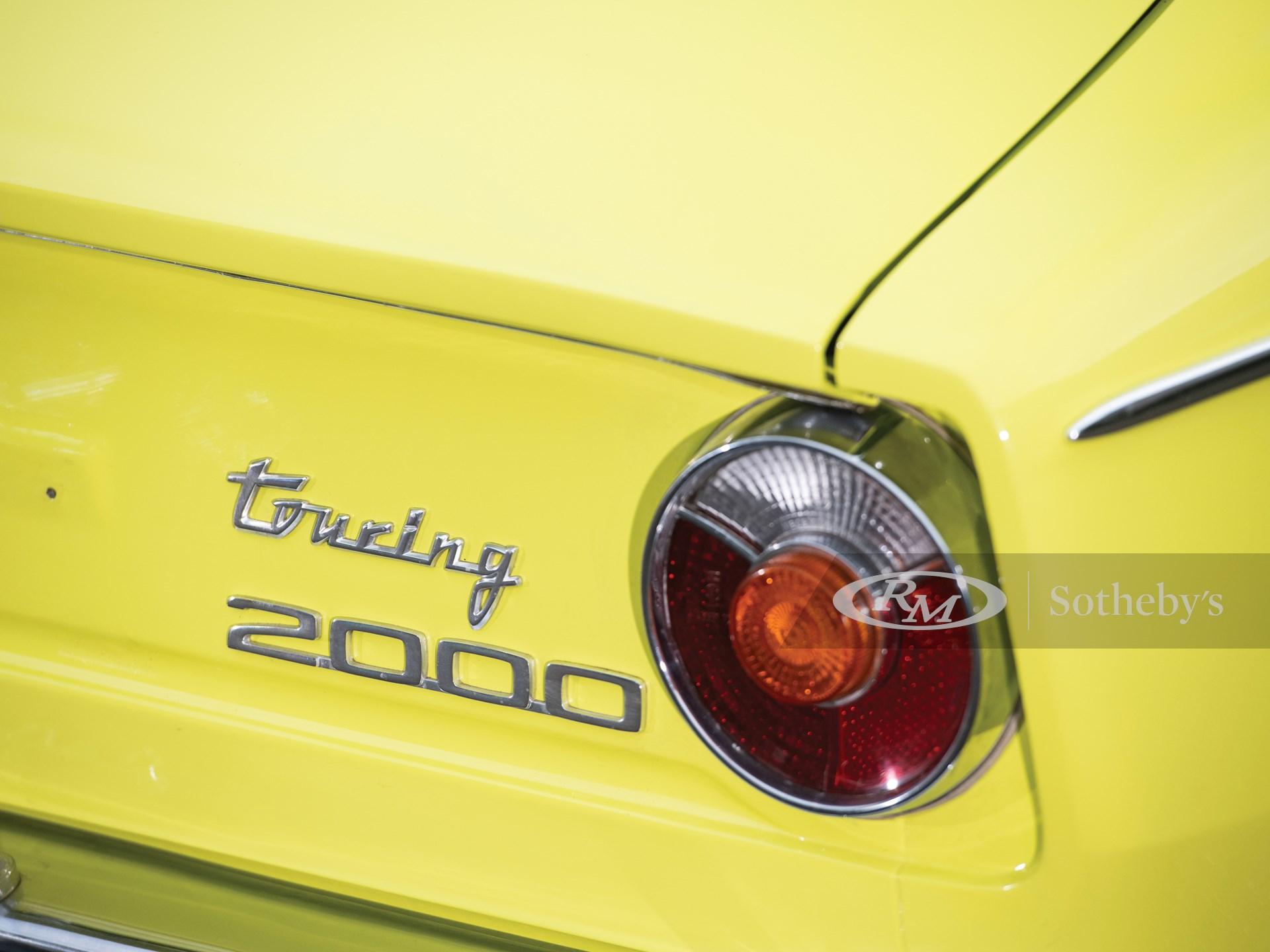 1972 BMW 2000 Touring  -