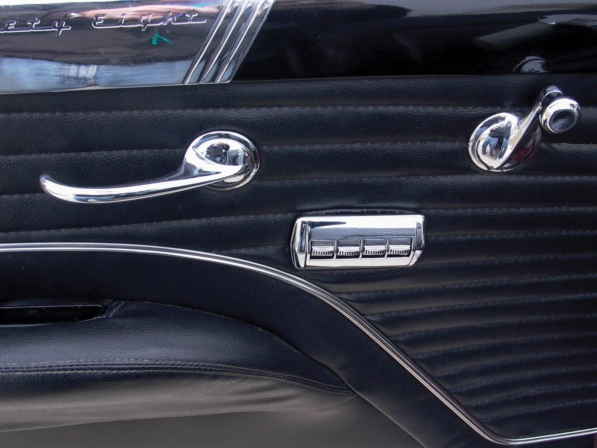 1953 Oldsmobile 98 Convertible