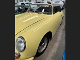 1960 Porsche 356 B Cabriolet by Reutter - $