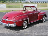 1948 Mercury Eight Convertible  - $