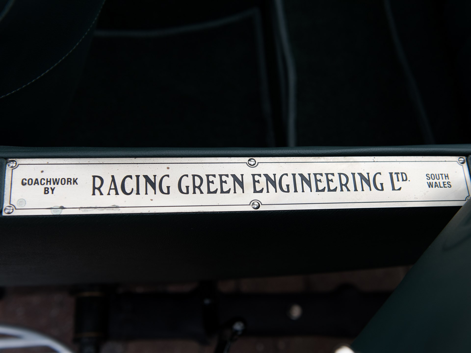 1949 Bentley B Special Speed 8 by Racing Green Engineering