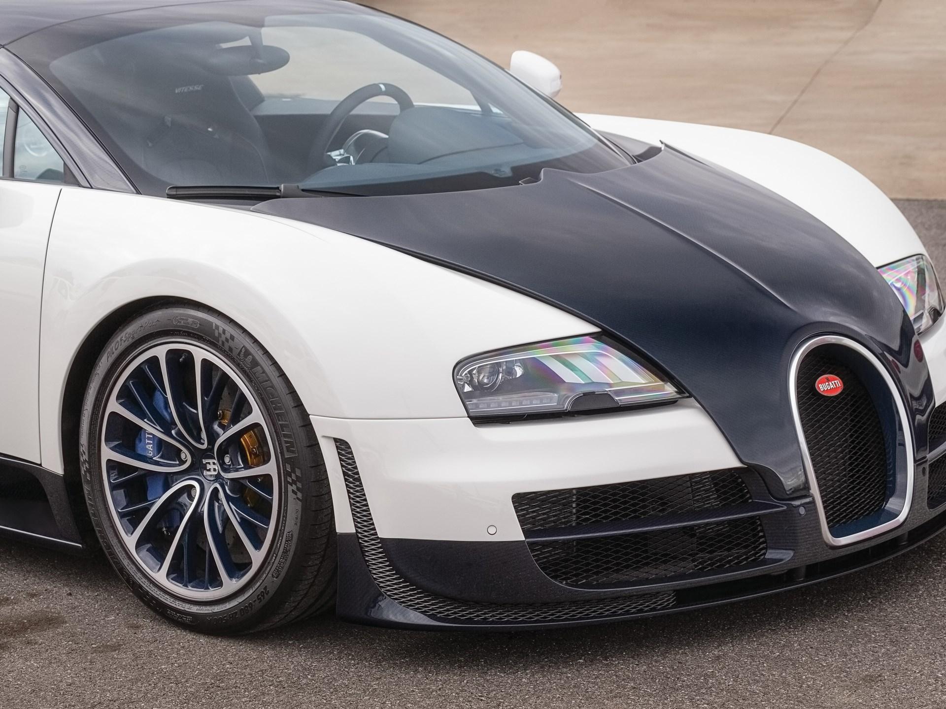 Rm Sotheby S 2014 Bugatti Veyron 16 4 Grand Sport Vitesse Paris 2019