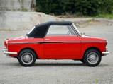 1964 Autobianchi Bianchina 'Eden Roc' Cabriolet  - $