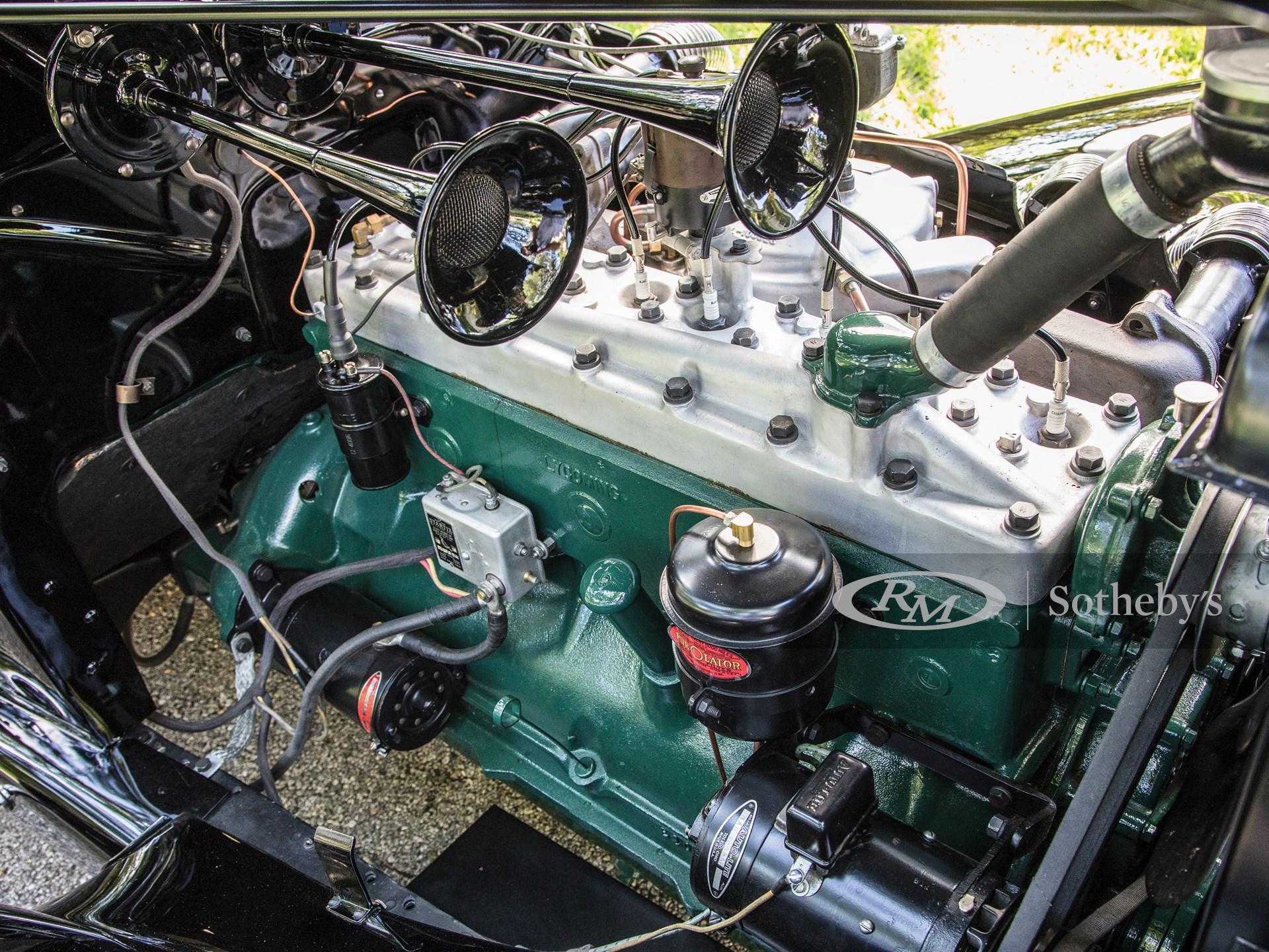 1936 Auburn Eight Supercharged Speedster  -