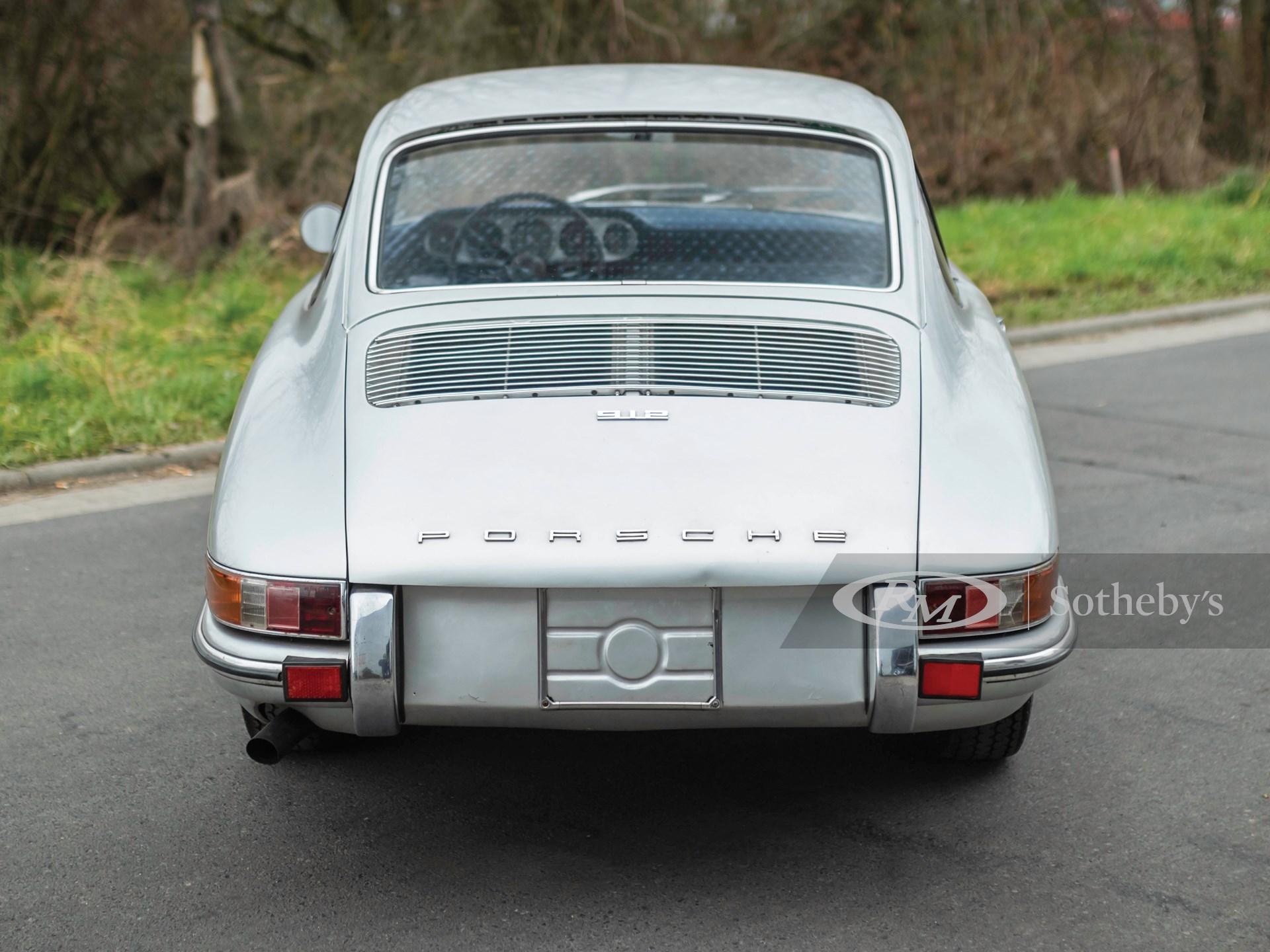 1966 Porsche 912 Coupé by Karmann -
