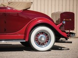 1932 Auburn Eight Custom Cabriolet  - $