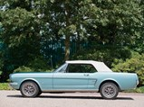 1966 Ford Mustang 289 Convertible  - $
