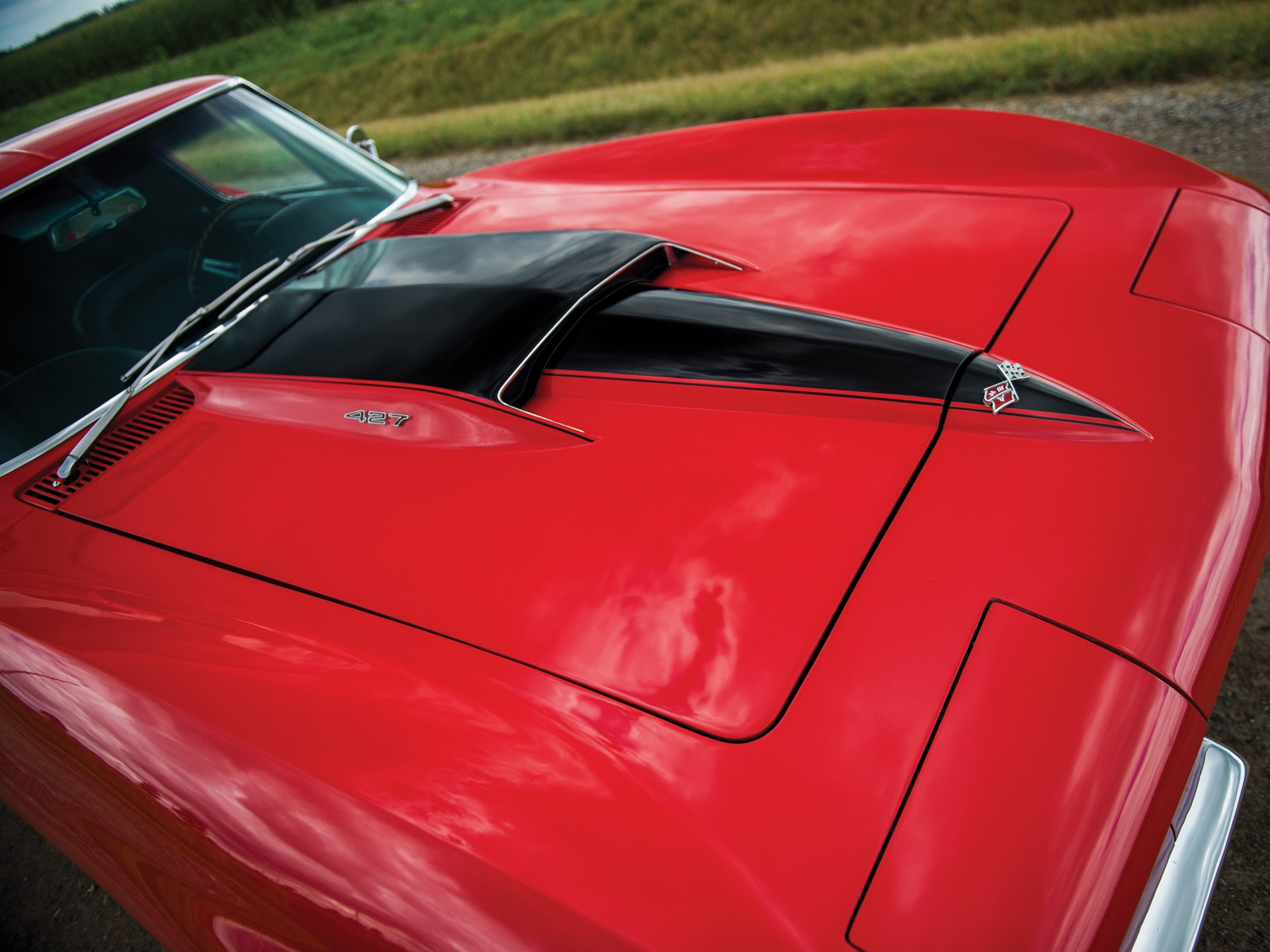 1967 Chevrolet Corvette Sting Ray 427/435 Coupe