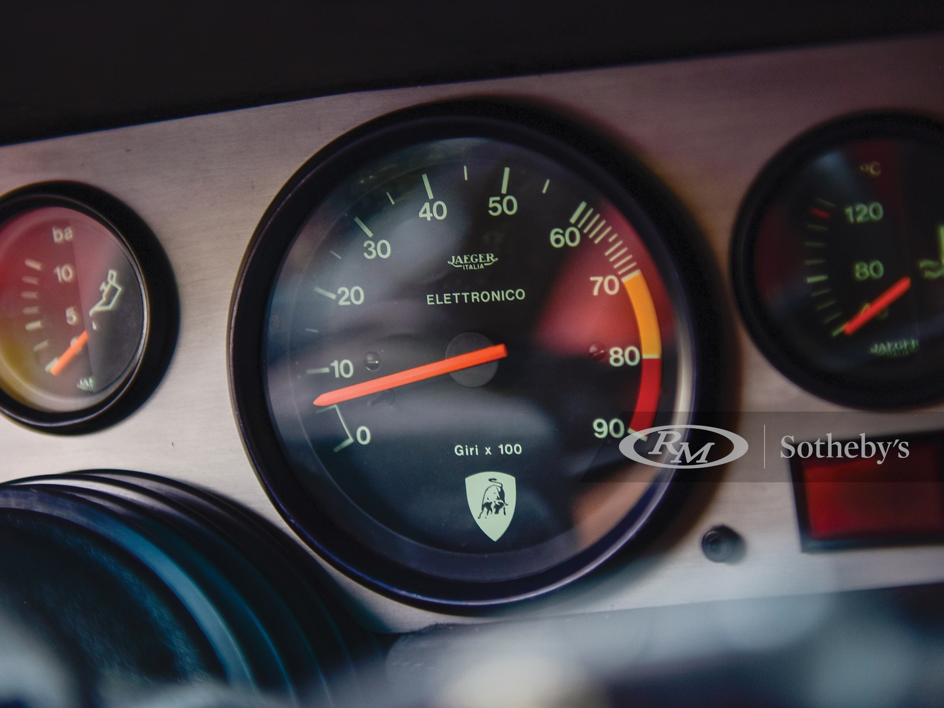 1981 Lamborghini Countach LP400 S Series II by Bertone -