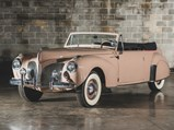 1941 Lincoln Continental Cabriolet  - $