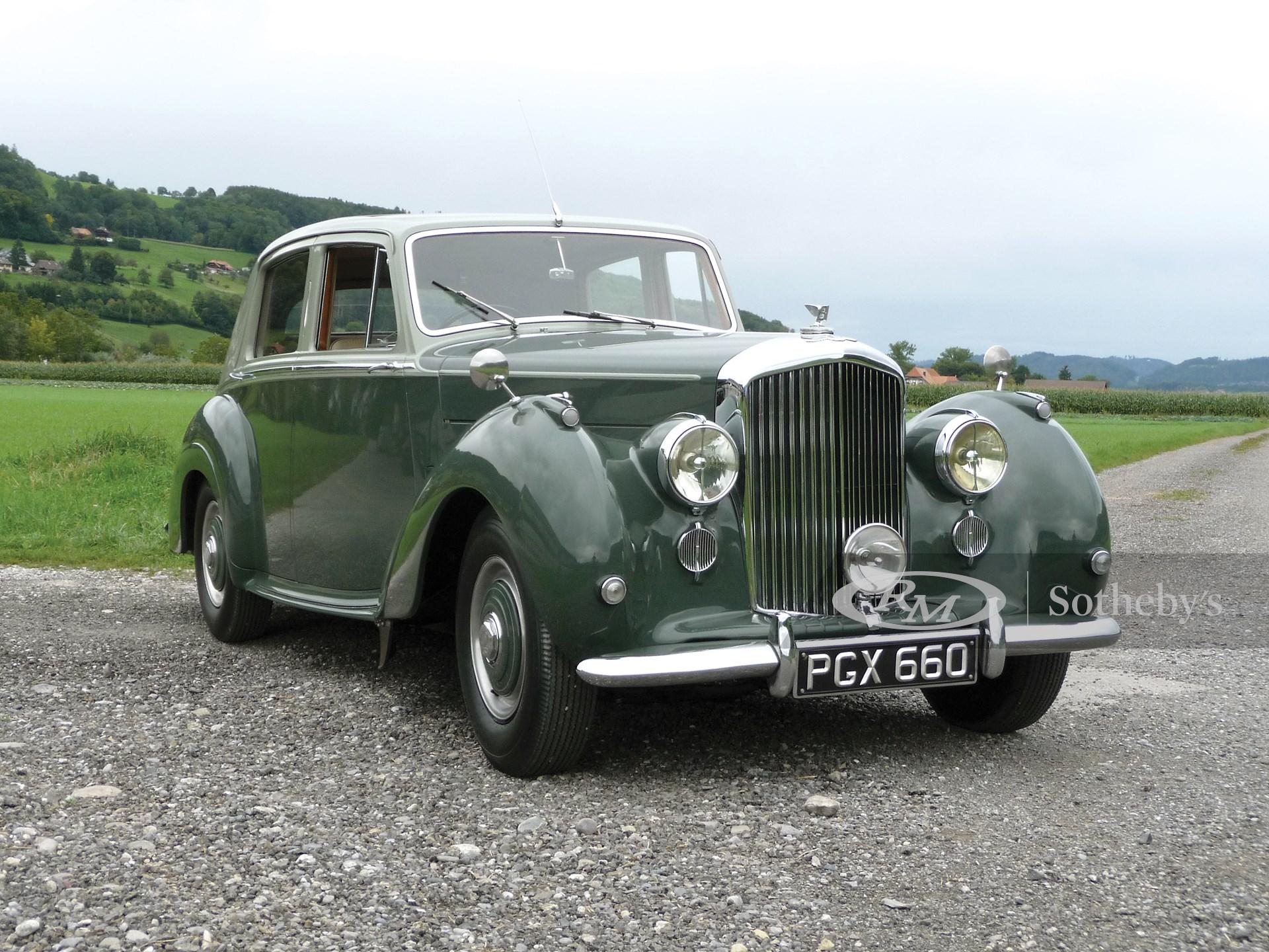 1954 Bentley R-Type Countryman by Radford