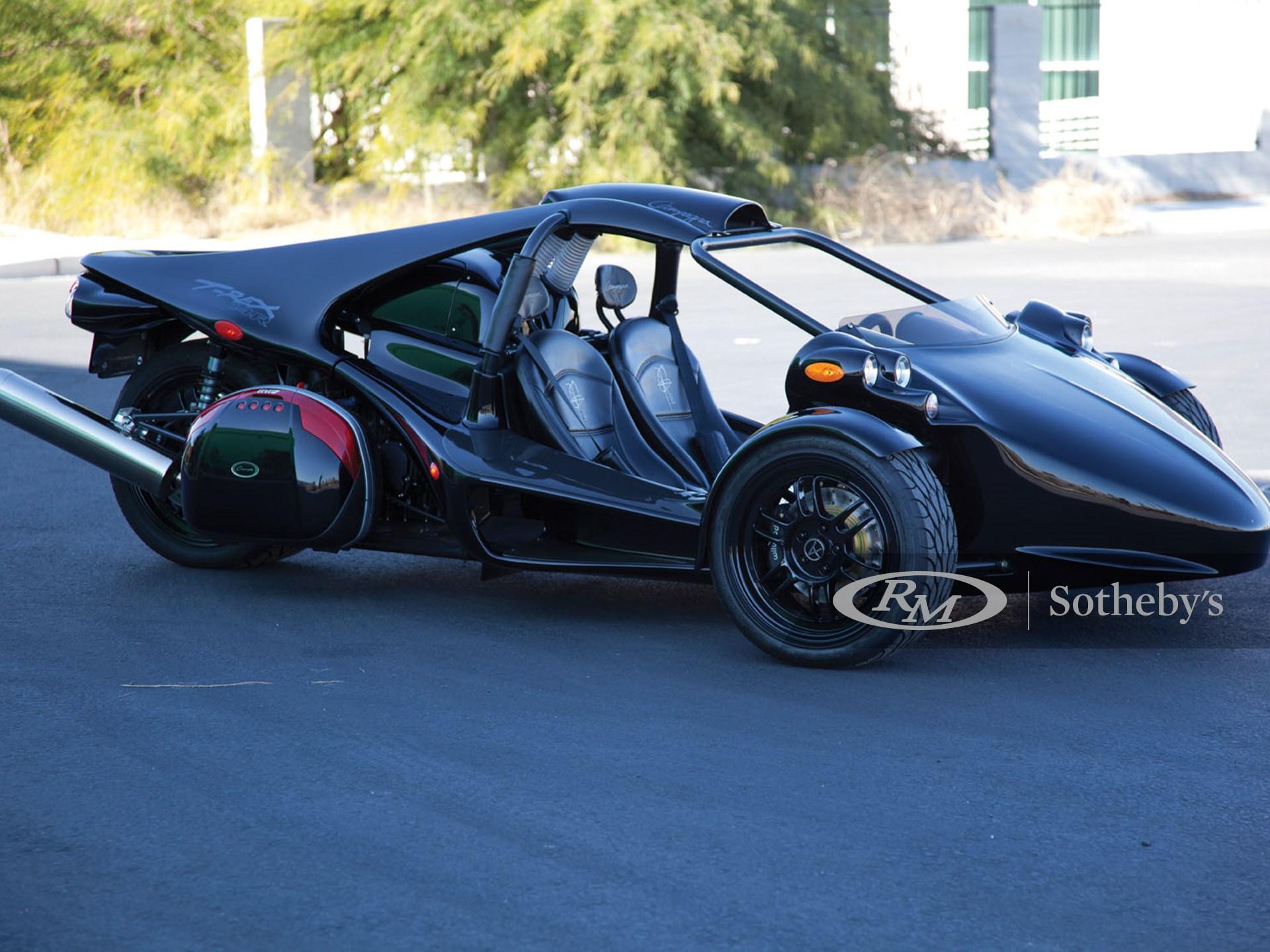 2010 Campagna T-Rex 1400cc