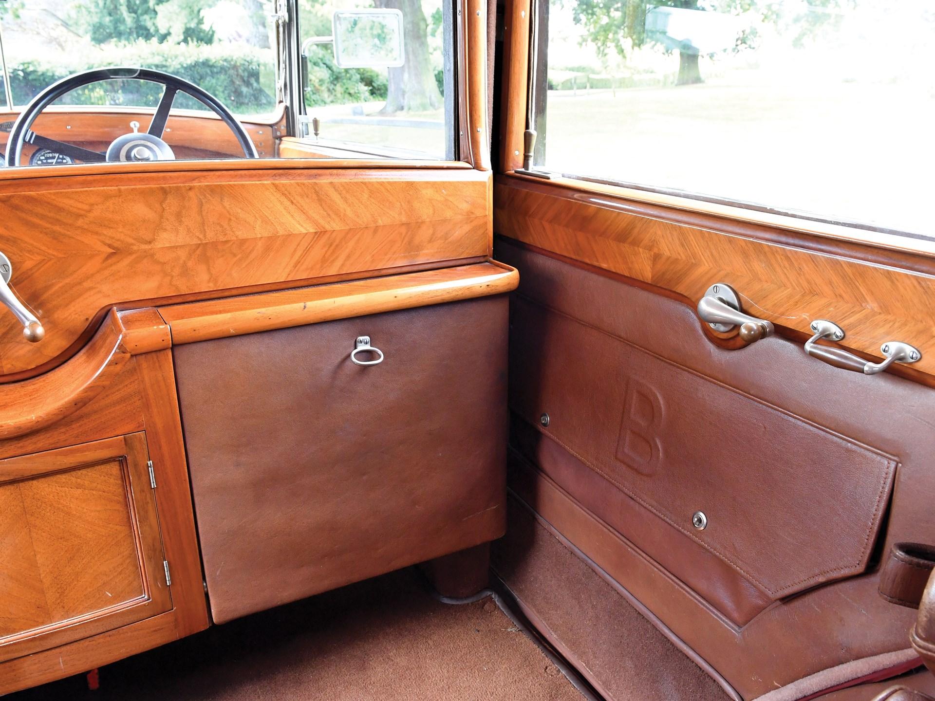 1929 Bentley 6½-Litre Sedanca de Ville by H.J. Mulliner