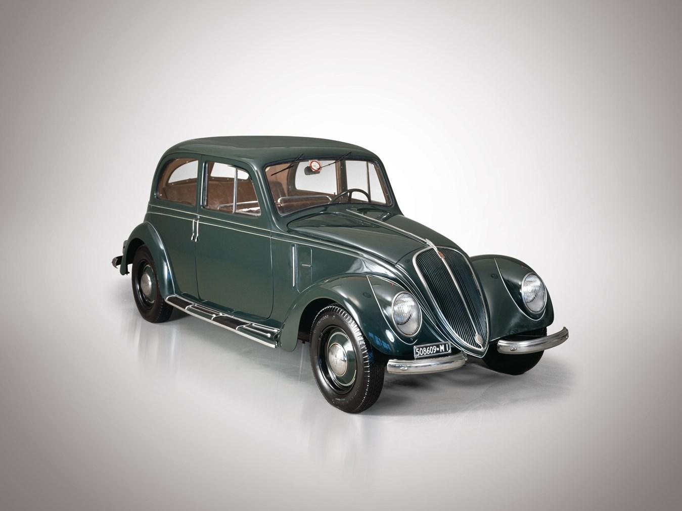 1937 Fiat 1500 A Berlina