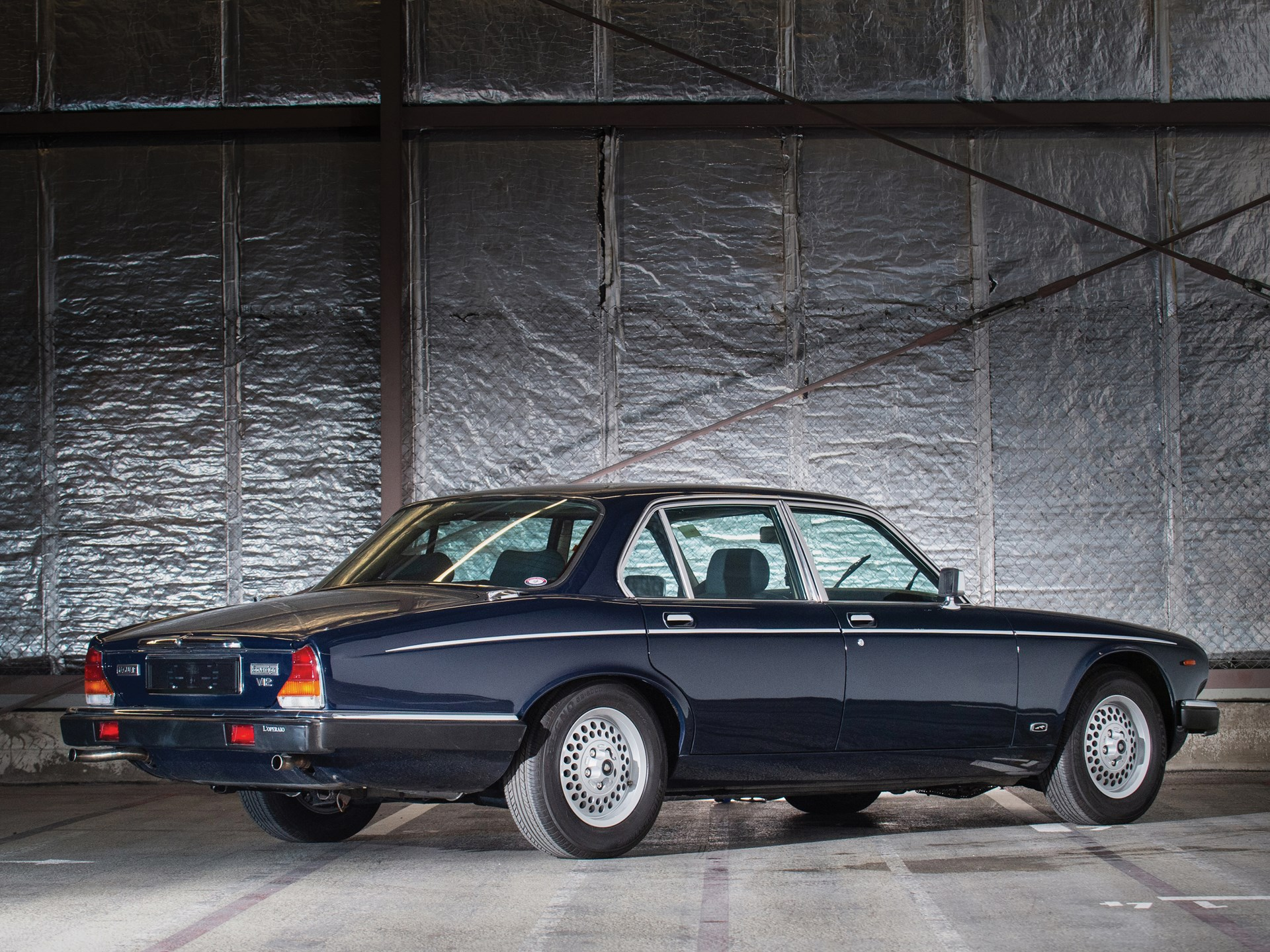 RM Sotheby's - 1990 Jaguar XJ V-12 | Essen 2019