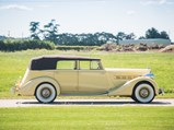 1935 Packard Eight Convertible Sedan  - $