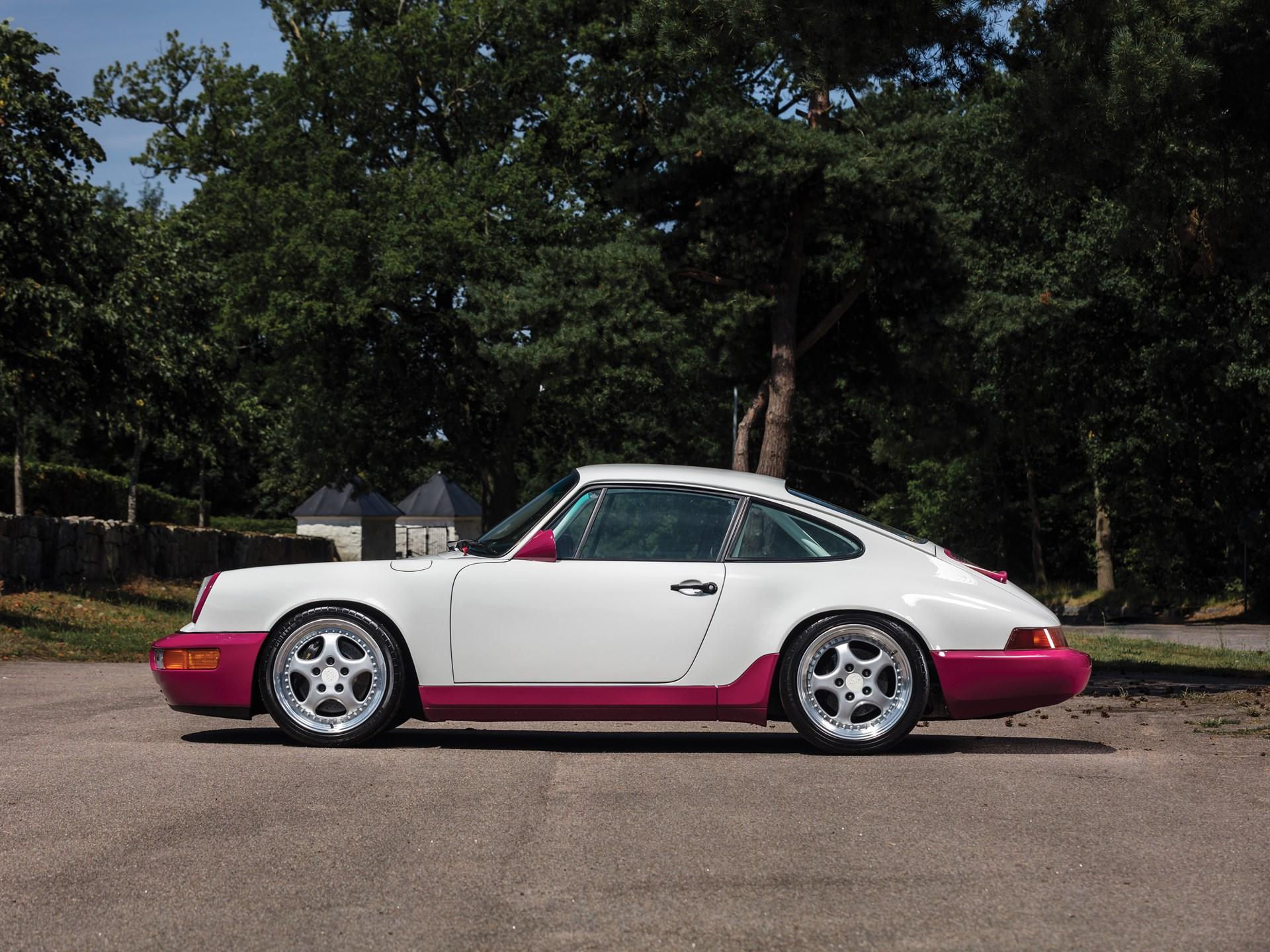 rm sotheby's - 1990 porsche 911 carrera cup | london 2018