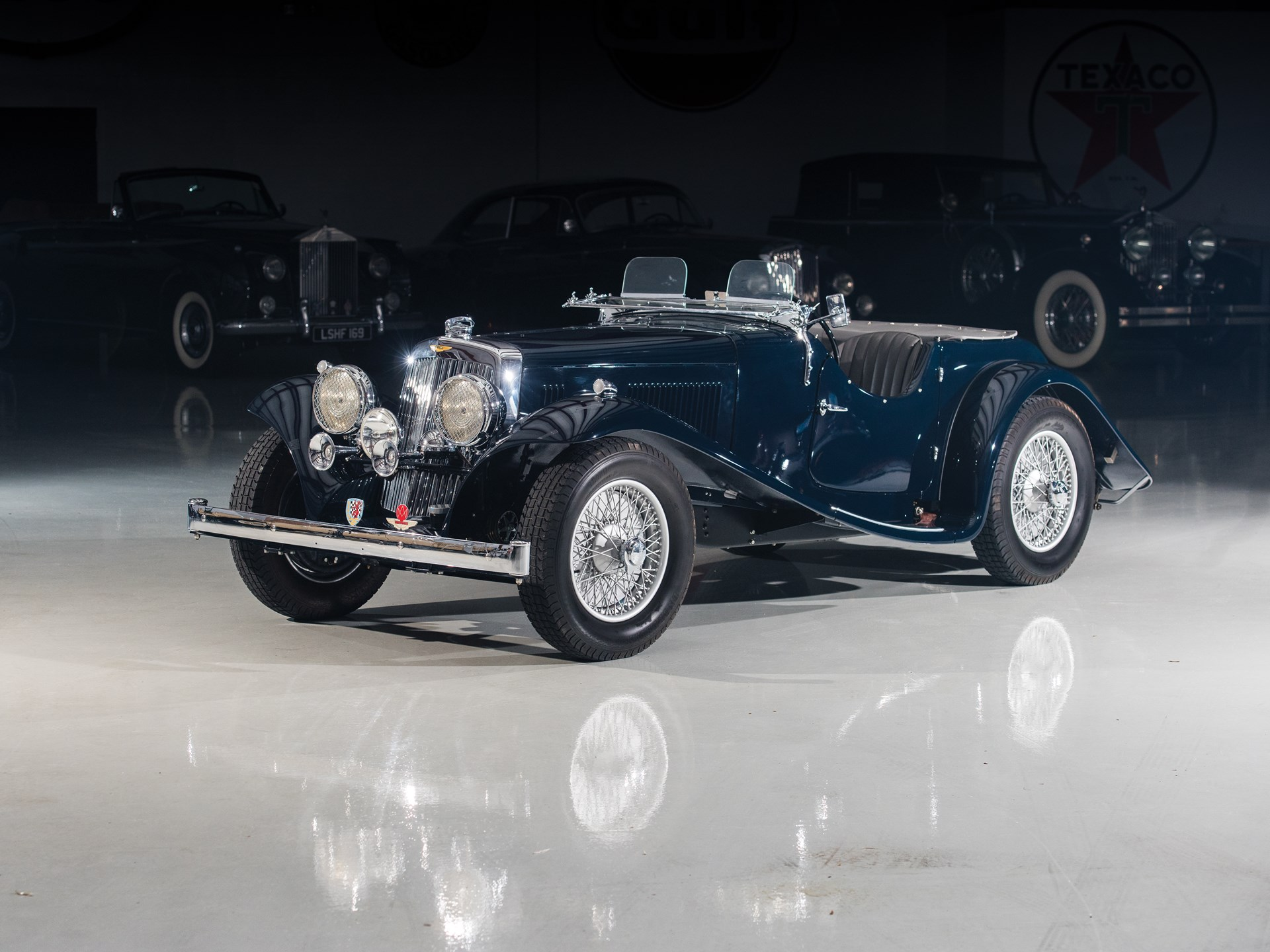 rm sotheby's - 1938 aston martin 15/98 'short-chassis' open sports