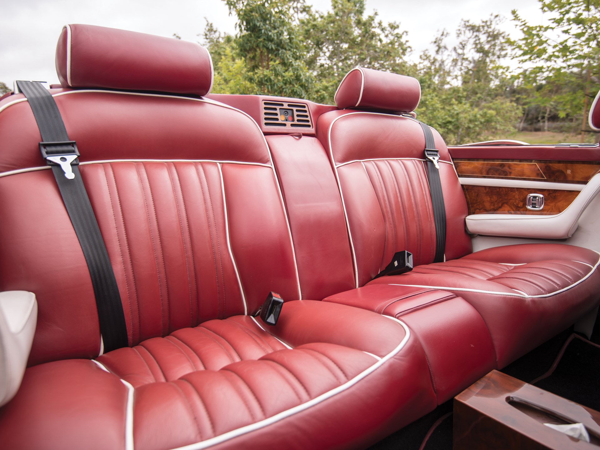 1987 Rolls-Royce Camargue Retractable Hardtop by Niko-Michael