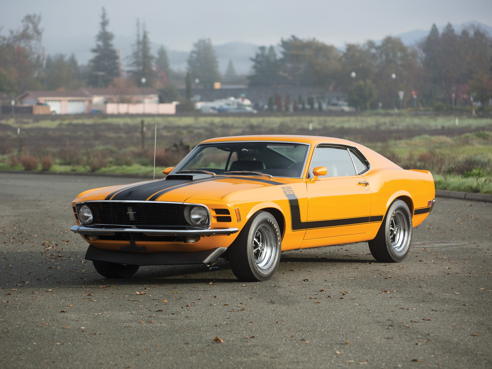 rm sotheby 39 s 1970 ford mustang boss 302 arizona 2017. Black Bedroom Furniture Sets. Home Design Ideas