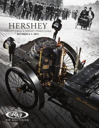 Hershey, 2011