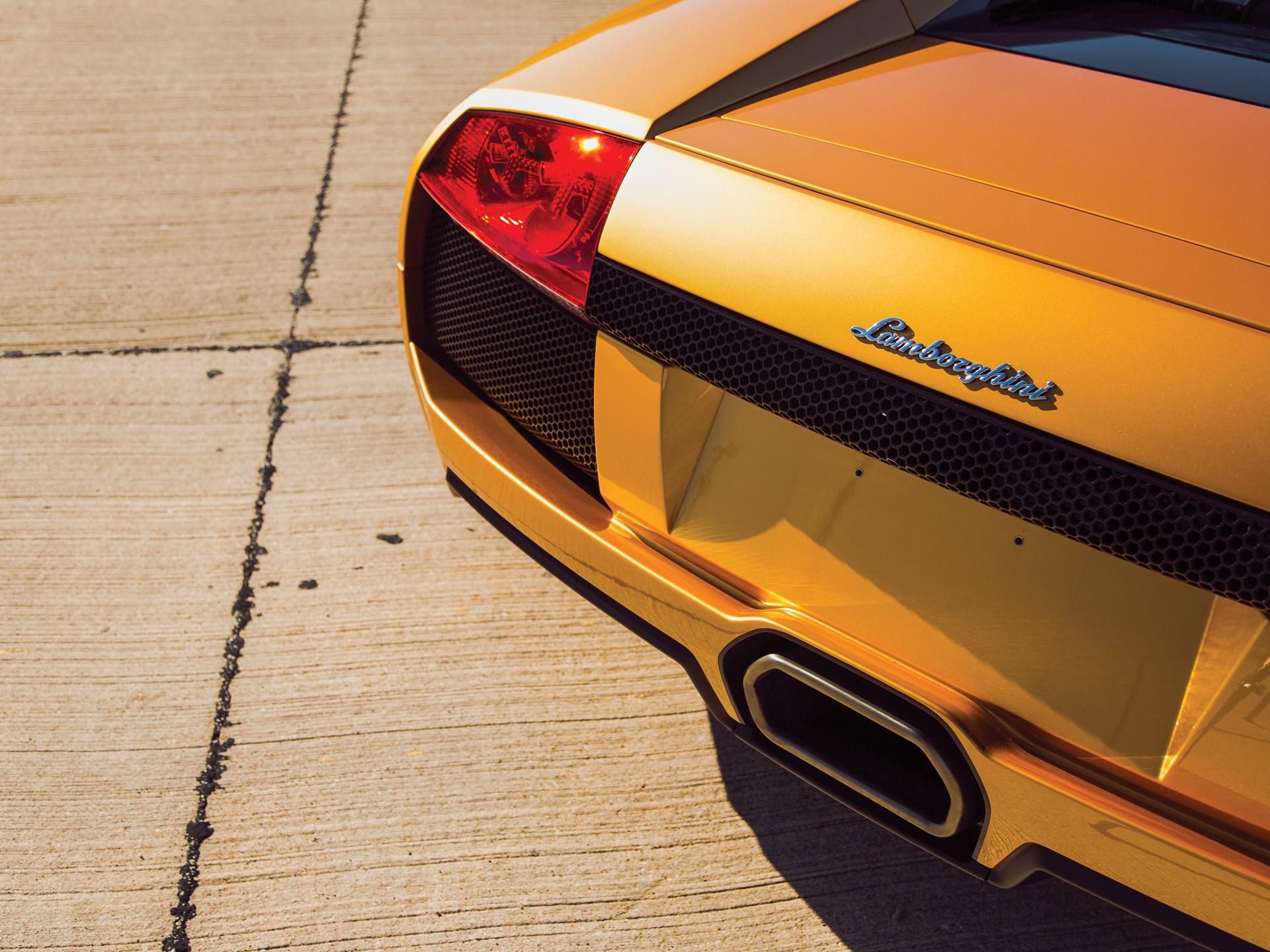 RM Sotheby's - 2007 Lamborghini Murciélago LP640-4 Coupe | Arizona 2016