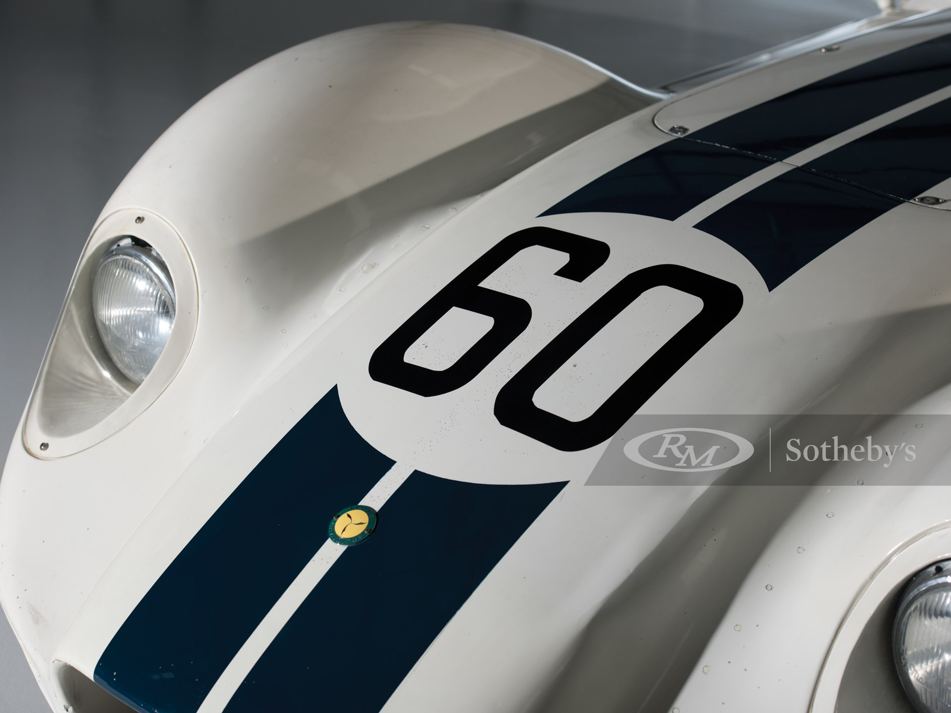 1958 Lister-Jaguar 'Knobbly' Prototype  -