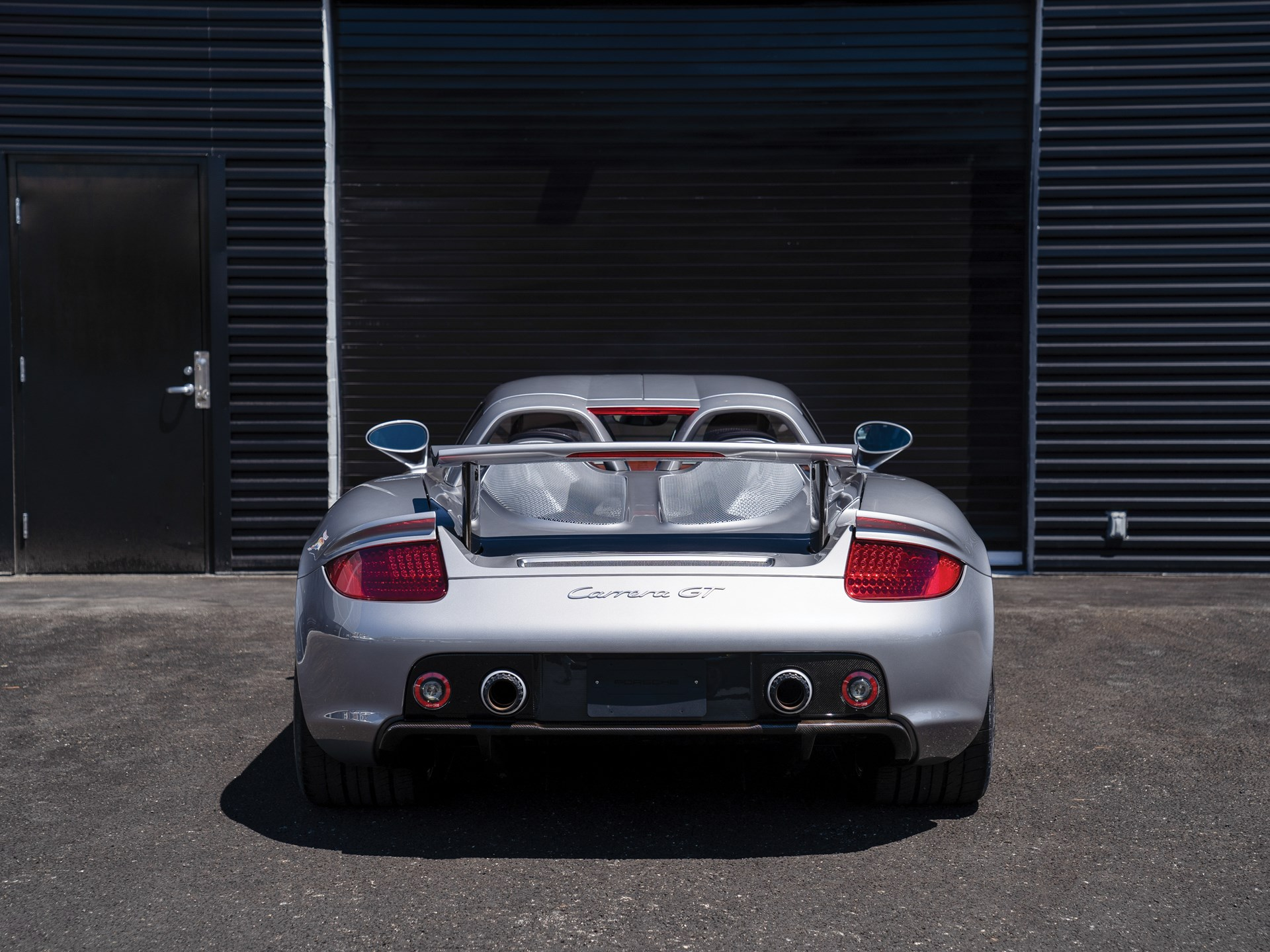 Rm Sotheby S 2004 Porsche Carrera Gt Monterey 2018