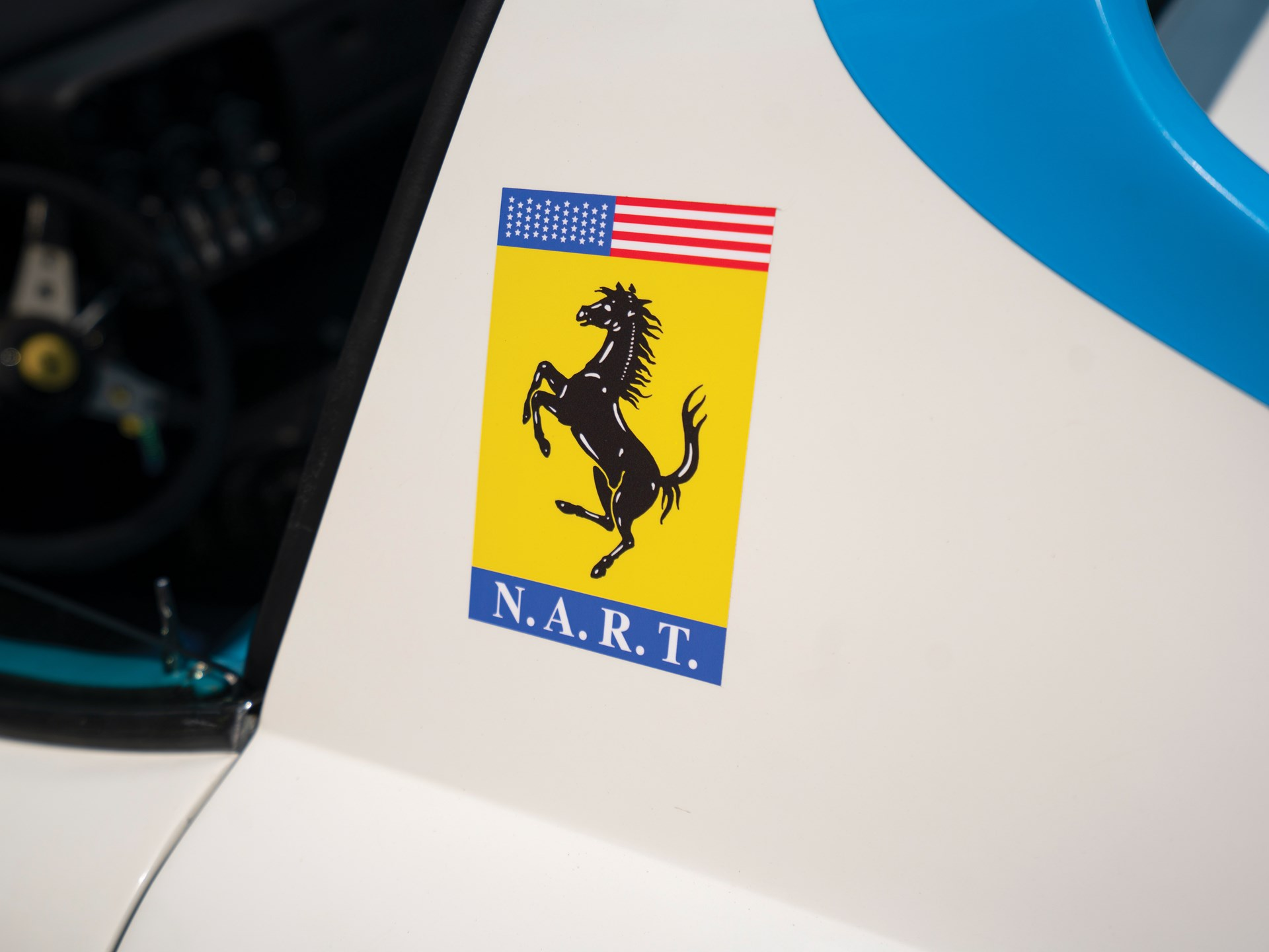 1972 Ferrari 365 GTB/4 NART Spider Competizione by Michelotti