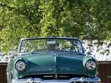 1953 Lincoln Capri Convertible  - $