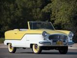1956 Nash Metropolitan Okee-  - $