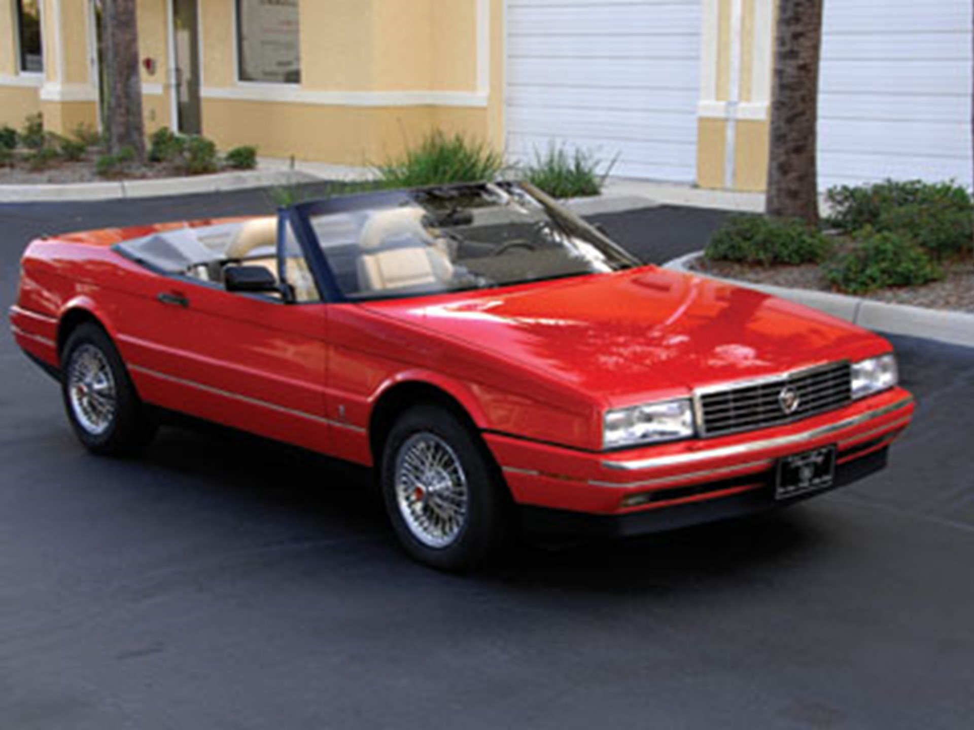RM Sotheby's - 1990 Cadillac Allante   Fort Lauderdale 2013