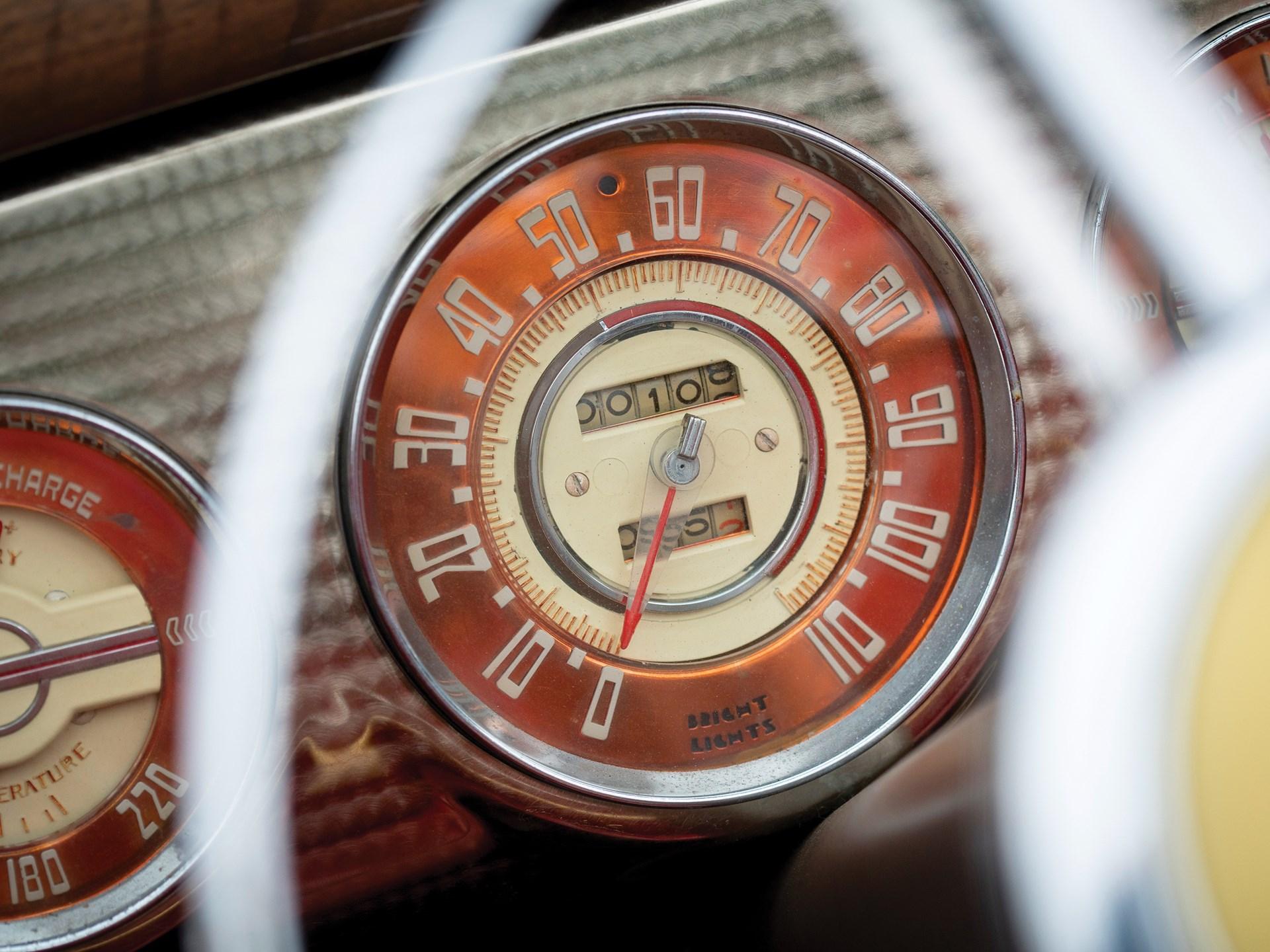 1940 Buick Special Sport Phaeton