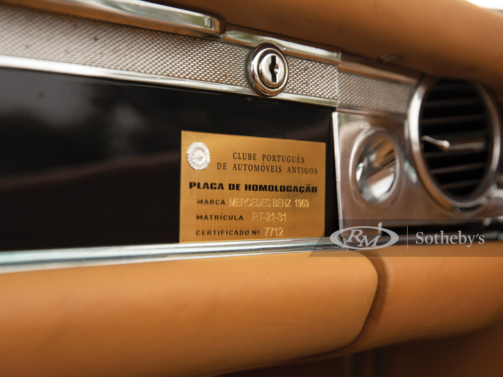 1969 Mercedes-Benz 280 SL  -
