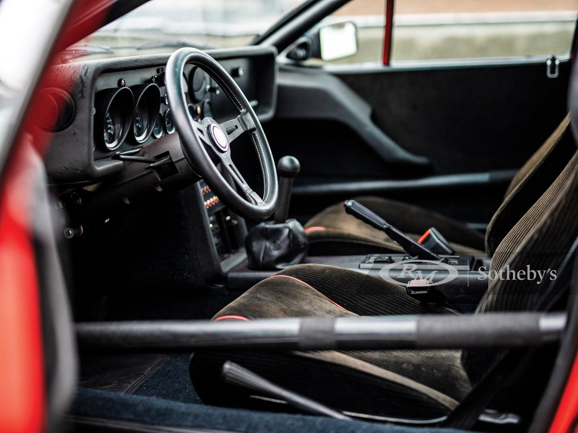 1981 Lancia 037 Stradale  -