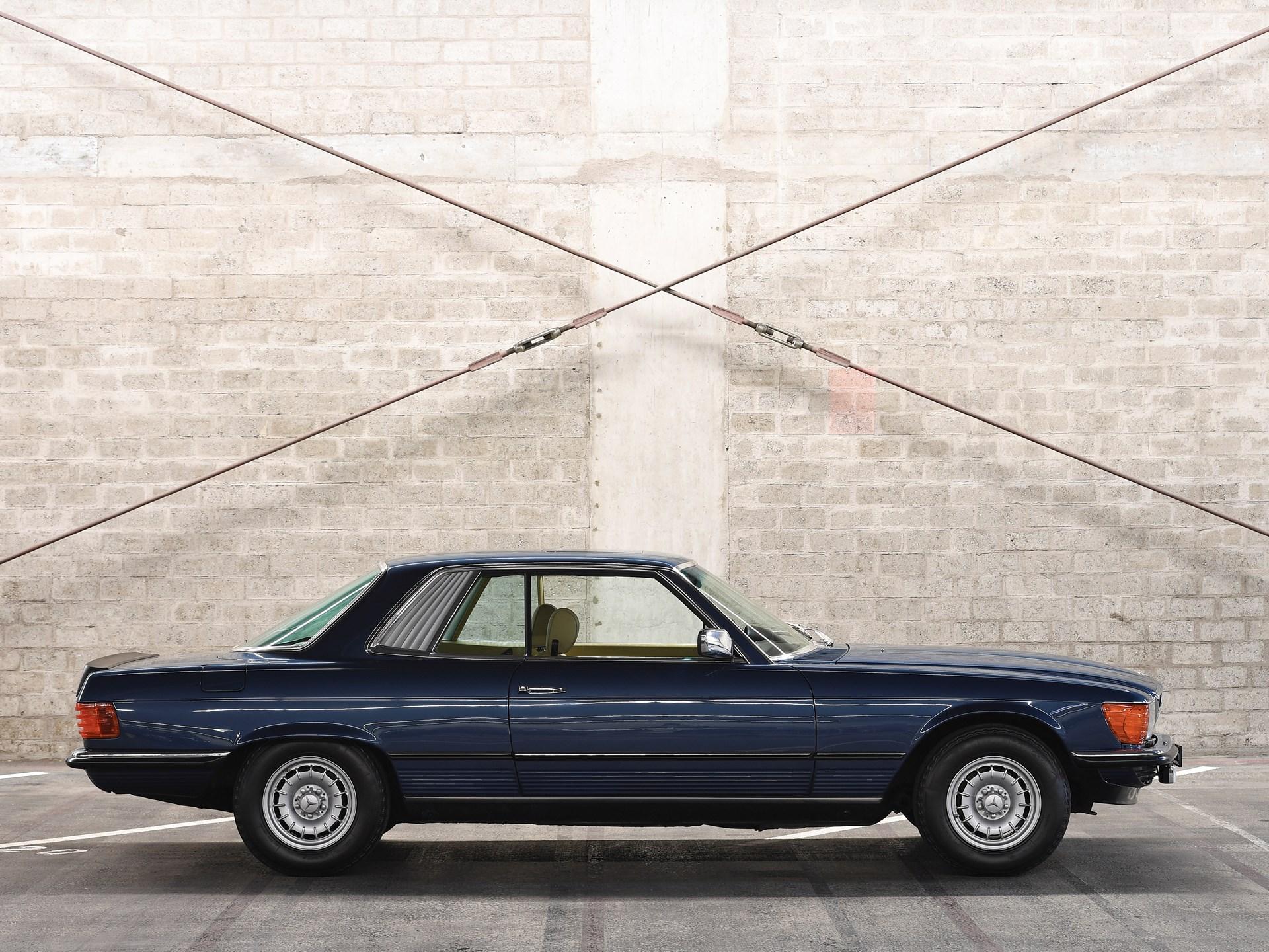 1980 Mercedes-Benz 450 SLC 5.0