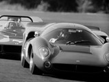 1967 Lola T70 Mk III Coupé  - $Yngve Rosqvist races to a 1st place finish in the Sports and Prototype class at the 1967 SM Dalsland.