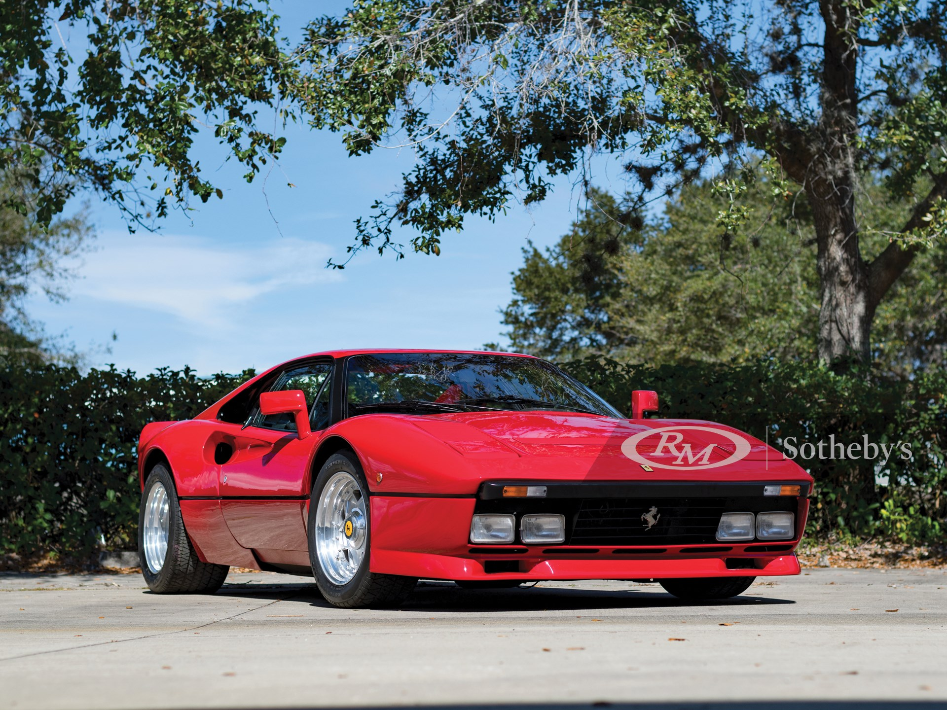 1985 Ferrari 308 288 Gto Replica Fort Lauderdale 2019 Rm Auctions