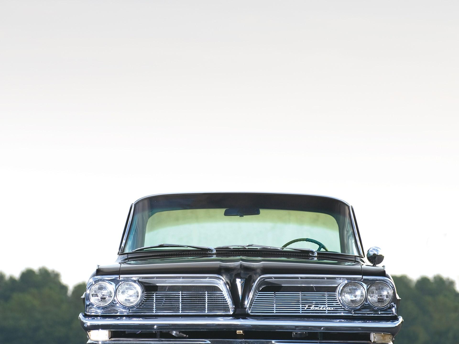 Rm Sothebys 1961 Pontiac Ventura Super Duty 421 Hardtop The