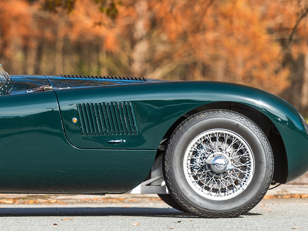2015 Jaguar CType Evolution by Proteus offered at RM Sothebys Arizona Live Auction 2021