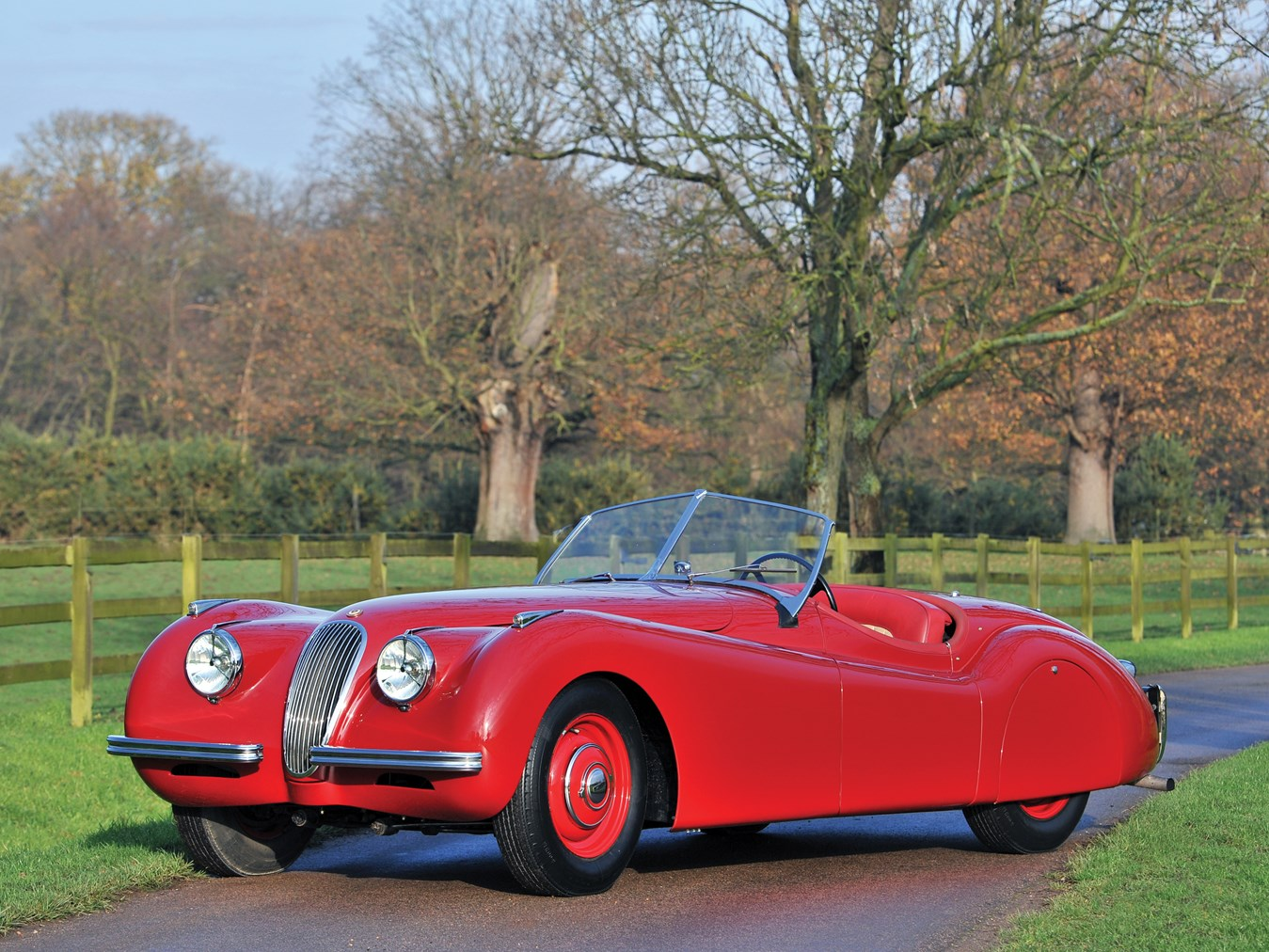 rm sotheby 39 s r137 1949 jaguar xk120 alloy roadster. Black Bedroom Furniture Sets. Home Design Ideas