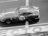 1966 Ferrari 275 GTB Competizione by Scaglietti - $Rico Steinemann/Dieter Spörry, #28, 1st in Class (11th Overall), 24 Hours of Le Mans, 10-11 June 1967.