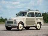 1954 Fiat 500 C Belvedere  - $