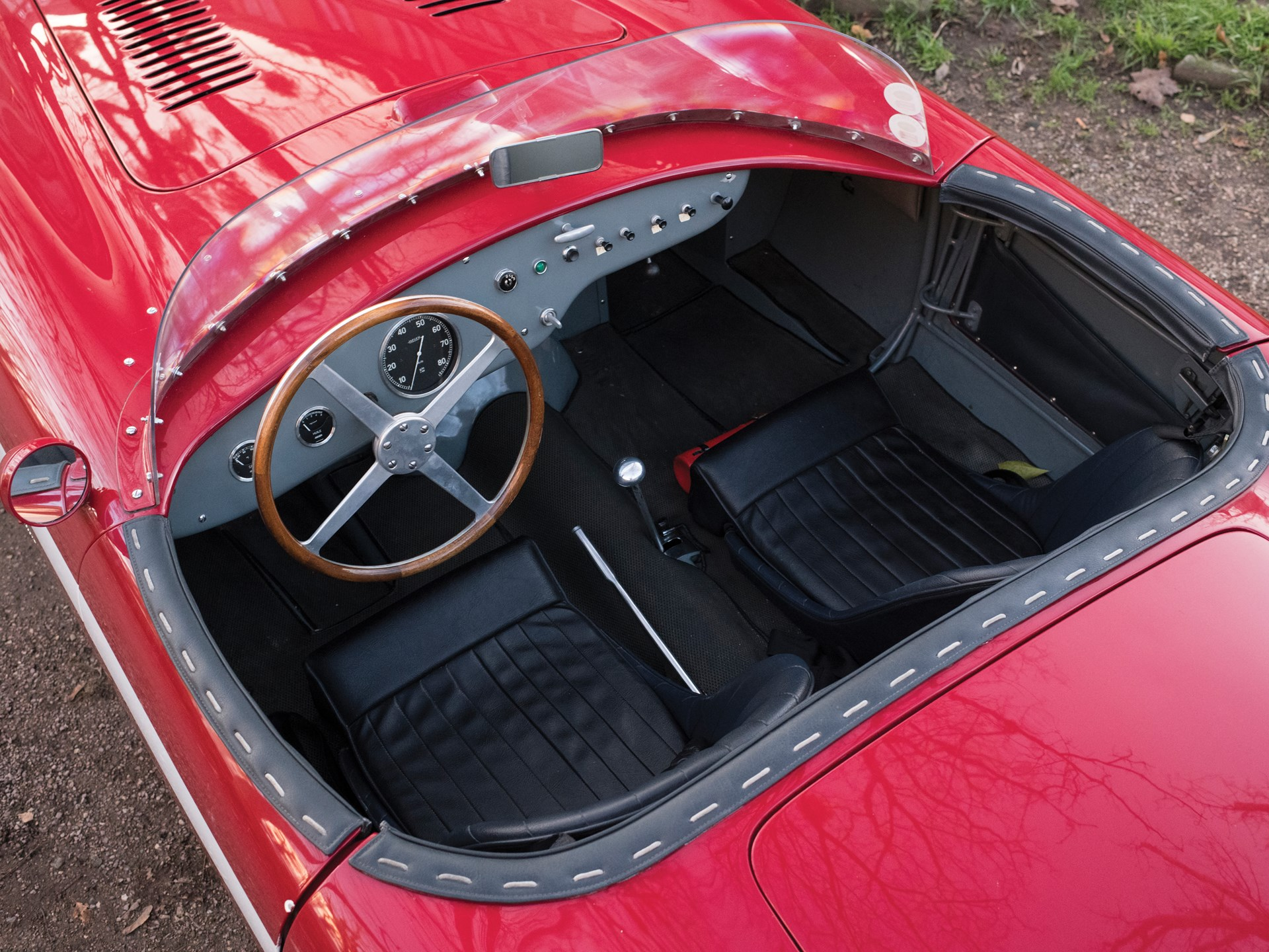 1954 OSCA 2000 S by Morelli