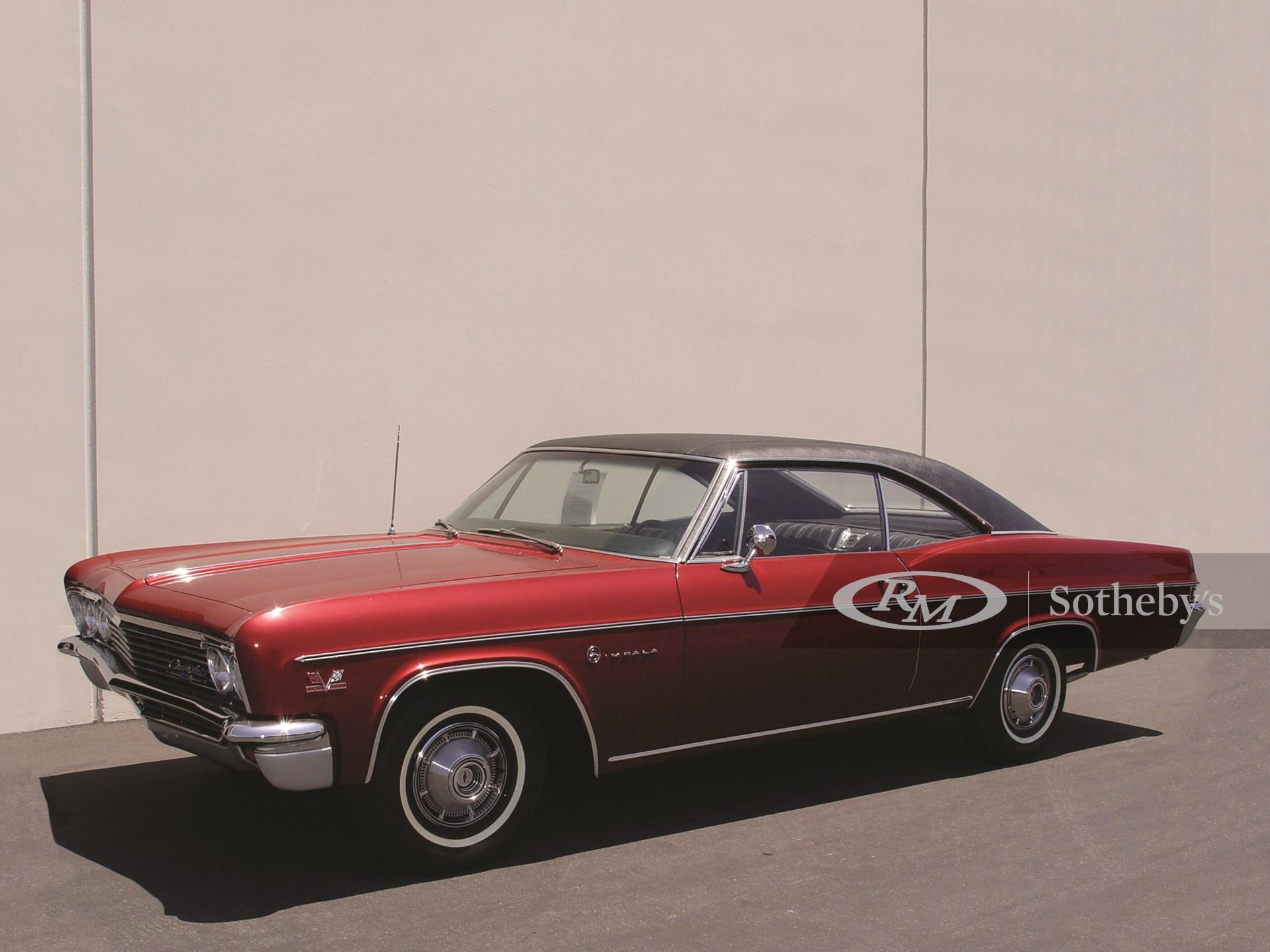 1966 Chevrolet Impala 427/425 L72 Sport Coupe  -