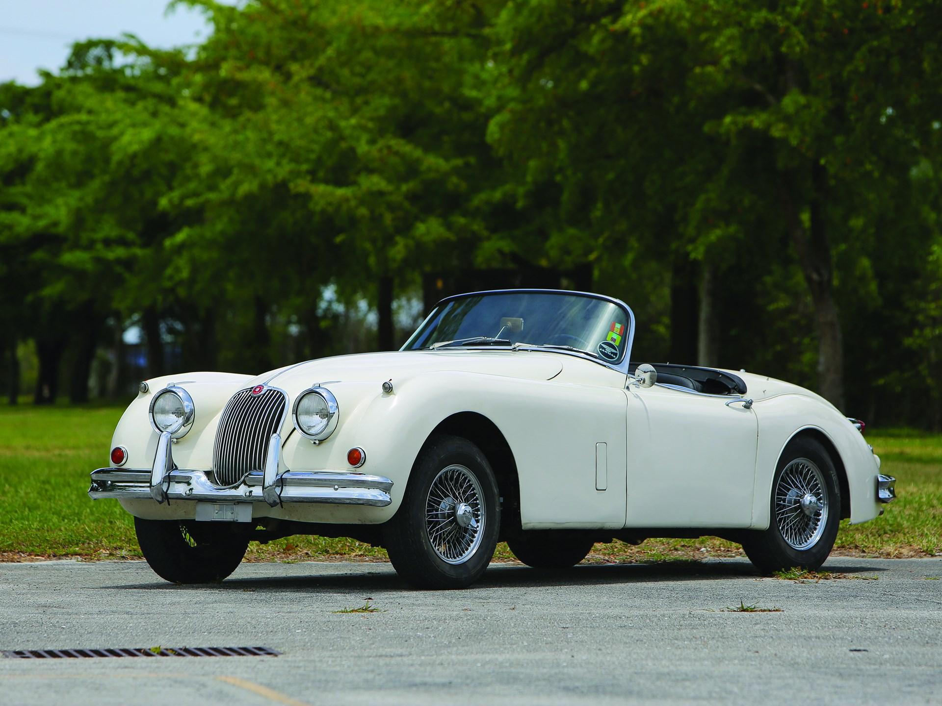 1958 Jaguar XK 150S