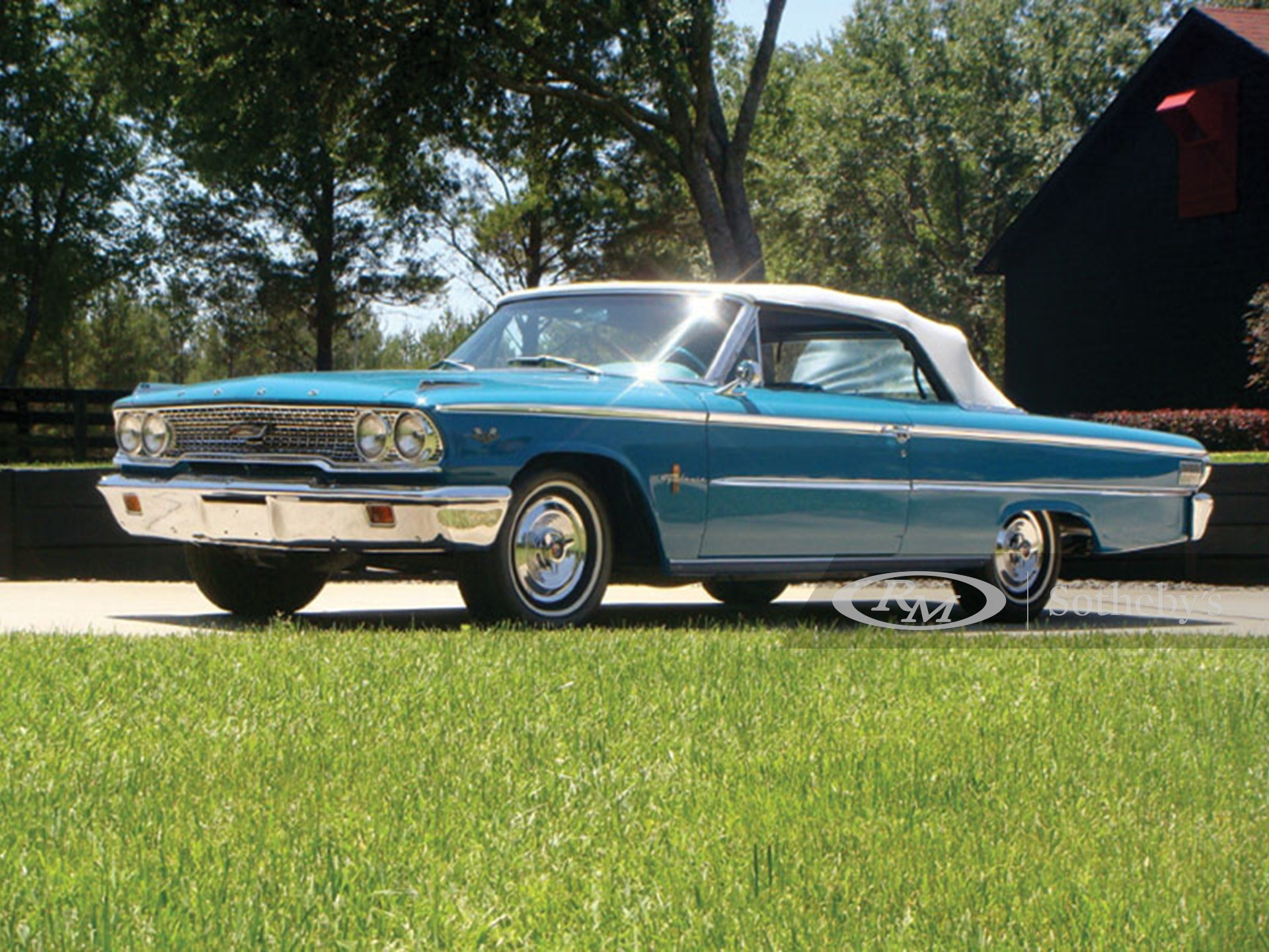 1963 Ford Galaxie XL 406