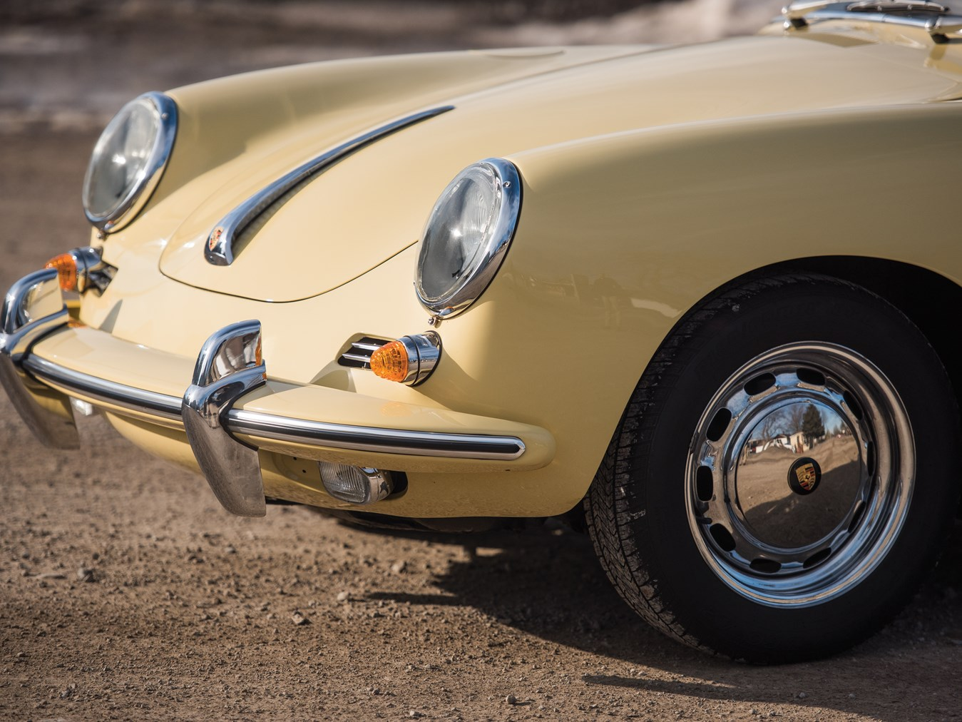 1964 Porsche 356 C 1600 SC 'Sunroof' Coupe by Reutter