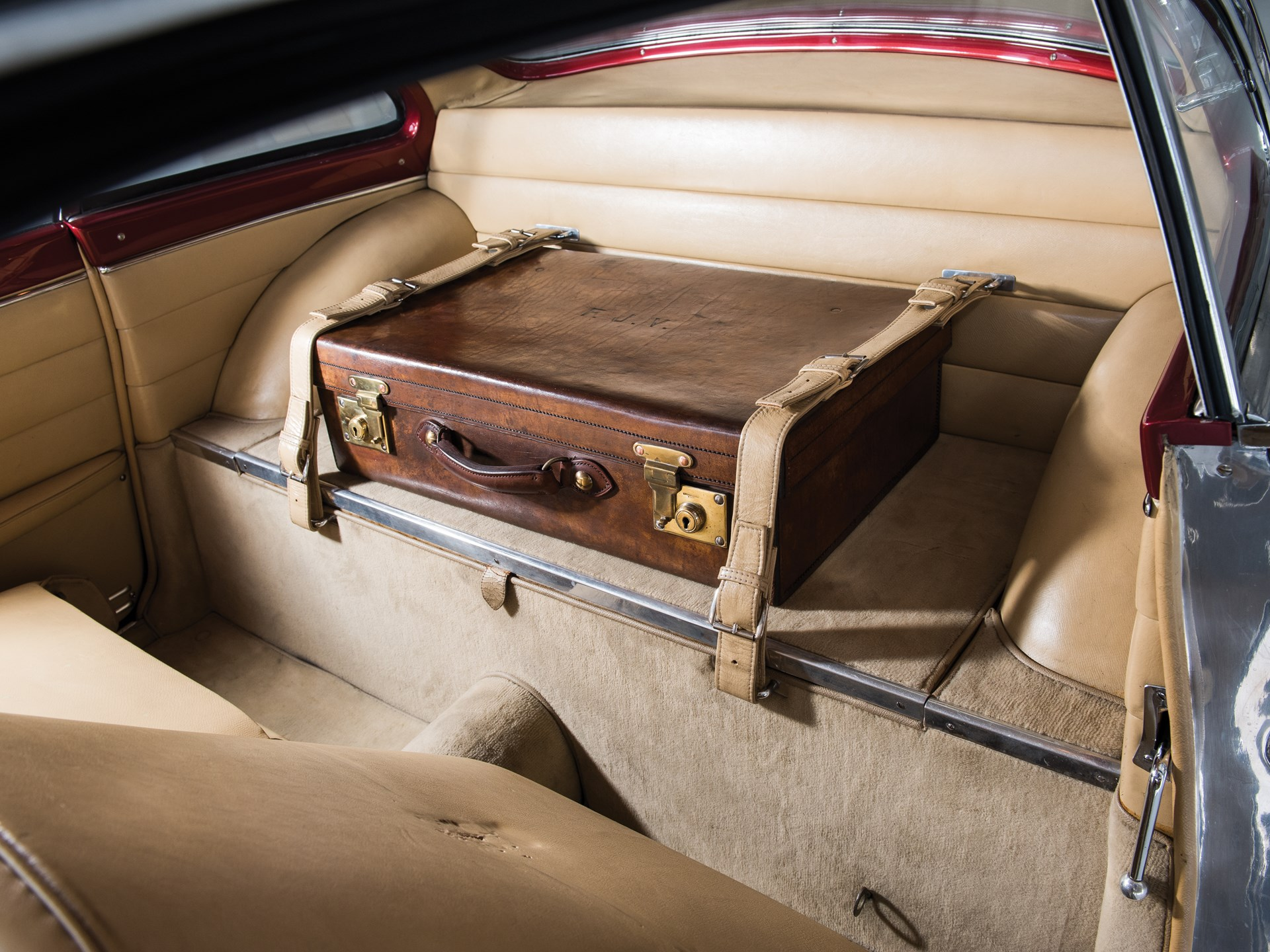 1952 Jaguar XK120 Supersonic by Ghia