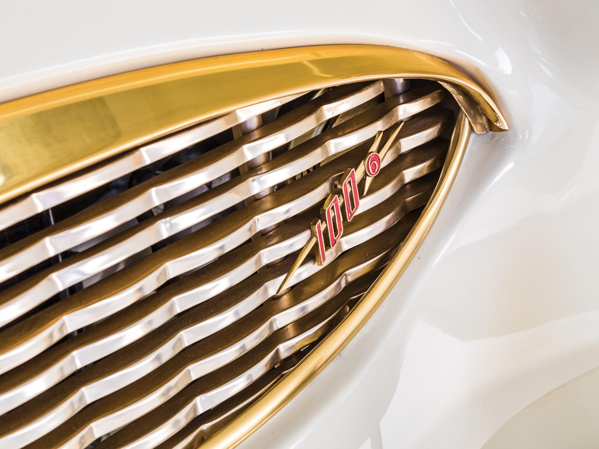 "1958 Austin-Healey 100-Six ""Goldie"""